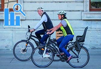 Fahrrad: Die Statistiken von A bis Z