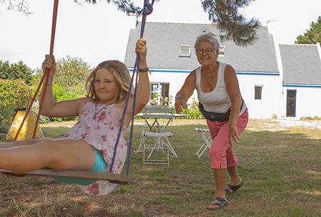 Sturz abfedern leicht gemacht - Im Alter sicher landen